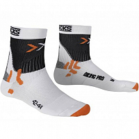 X-Socks BIKING PRO WHITE/BLACK