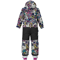 Burton GIRLS MS ILUSN O PC ANIMALIA
