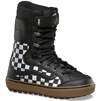 Vans MN HI-STANDARD LL DX BLACK/CHECKERBOARD