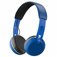 Skullcandy GRIND WIRELESS ROYAL/CREAM/BLUE