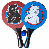 RIPNDIP PADDLE UP PADDLE BALL SET BLUE