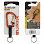 Nite Ize SLIDELOCK KEY RING ALUMINUM 3 ORANGE