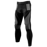 X-Bionic XB MAN EXTRA WARM UW PANTS LONG Black/Pearl Grey