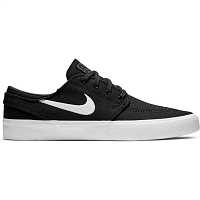 Nike SB ZOOM JANOSKI CNVS RM BLACK/WHITE-THUNDER GREY-GUM LIGHT BROWN