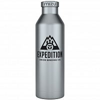 Union EXPEDITION THERMOS SILVER