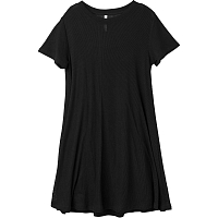 RVCA KNOCKOUT DRESS BLACK