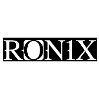 Ronix BOAT DECAL WHITE