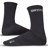 Mystic SOCKS NEOPRENE SEMI DRY BLACK
