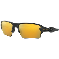 Oakley FLAK 2.0 XL POLISHED BLACK/PRIZM 24K POLARIZED