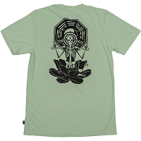 Capita SURVIVAL TEE HYPER COLOR GREEN