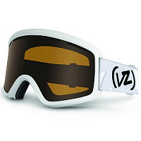 VonZipper BEEFY White Gloss / Persimmon