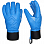 BLACK CROWS MANIS GLOVE BLUE