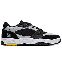 DC MASWELL M SHOE black/grey/yellow