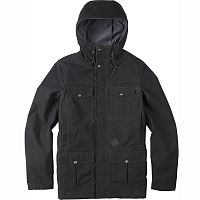 Burton MB MATCH JKT TRUE BLACK