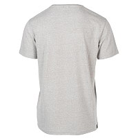 Rip Curl HYEROBACK SS TEE CEMENT MARLE