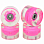 SUNSET SKATEBOARDS CRUISER WHEEL WITH ABEC9 PINK