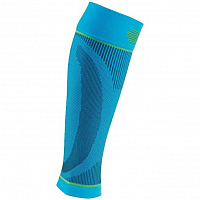 Bauerfeind SPORTS COMPRESSION SLEEVES LOWER LEG BLUE