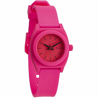 Nixon Small Time Teller P HOT PINK