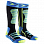 X-Socks XS SKI JUNIOR TURQUOISE/YELLOW