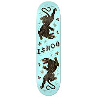 Real Skateboards RL BRD ISHOD CAT SCRATCH TT 8,25