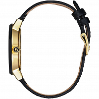 Nixon Kensington Leather Gold/Black/White