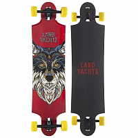 Landyachtz TEN TWO FOUR WOLF RED COMPLETE one size