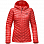 The North Face W THERMOBALL FULL ZIP JACKET SPICED CORAL