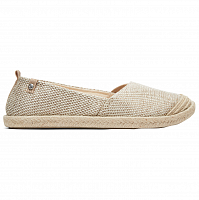 Roxy FLORA II J SHOE GOLD CREAM