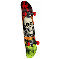 Powell Peralta PP Ripper Storm Red/Lime