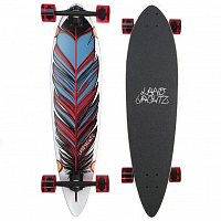 Landyachtz MAPLE CHIEF FEATHER COMPLETE one size