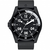 Nixon DESCENDER SPORT ALL BLACK