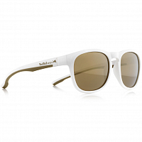 Spect RED BULL OLLIE matt white/smoke with gold mirror POL