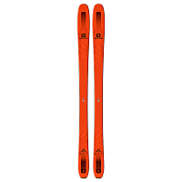 Salomon N QST 85 ORANGE/BLACK