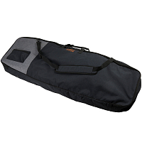 Ronix Collateral Non Padded Board Bag HEATHER CHARCOAL / ORANGE