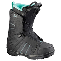 Salomon SCARLET BLACK