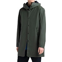 Herschel RAINWEAR FISHTAIL DARK OLIVE