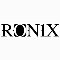 Ronix BOAT DECAL BLACK