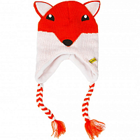 REDFOX ANIMALS ORANGE/WHITE