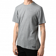 Element BASIC CREW SS GREY HEATHER