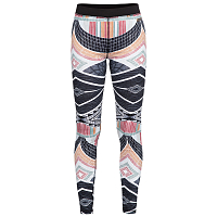 Roxy DAYBREAK BOTTOM J BDYW TRUE BLACK_POP SNOW LINES