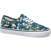 Vans Authentic (Disney) Donald Duck/navy