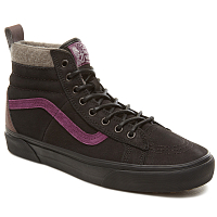 Vans UA SK8-HI 46 MTE DX BLACK/PURPLE (BLAKE PAUL)