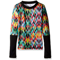 686 SERENITY BASELAYER TOP KALEIDOSCOPE