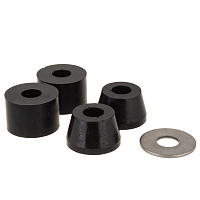 Carver CARVER BUSHING SET C5/CX.2 HARD BLACK