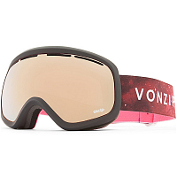 VonZipper SKYLAB B4BC - MERLOT SATIN / WILD GOLD CHROME