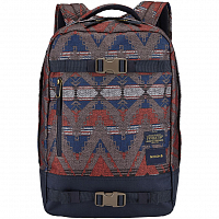 Nixon DEL MAR BACKPACK Washed Americana