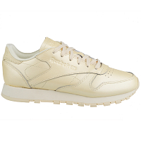 Reebok CL LTHR Washed Yellow