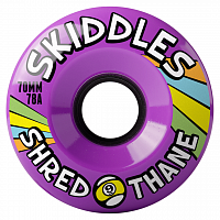 Sector9 SKIDDLES WHEELS PURPLE