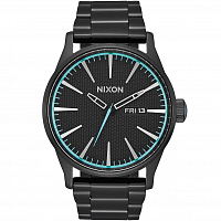 Nixon Sentry SS All Black/Blue