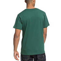 DC STAR SS M TEES HUNTER GREEN